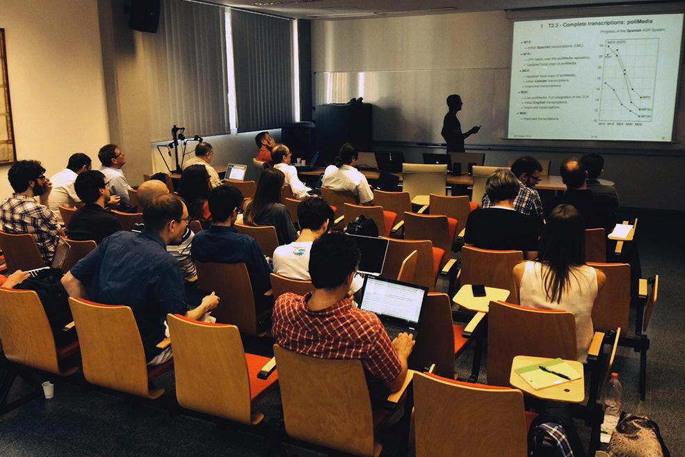 Universitat Politecnica de Valencia platform: PoliMedia