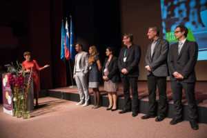 Slovenian organizing team for the 2nd World Open Educational Resources (OER) Congress