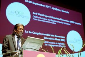 Mr Indrajit Banerjee, Director, Knowledge Societies Division, UNESCO