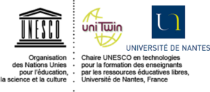 NESCO Chair in technologies for the training of teachers by OER (open educational resources