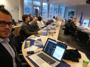 Media Convergence and Social Media Concertation Meeting, 06 FEB 2019, Brussels