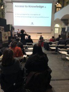Open Knowledge Day, May 6, 2019 ZRC SAZU, Ljubljana, Slovenija